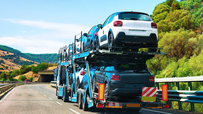 Imagen de Transporte agrupado de vehículos | Viacar Assistance